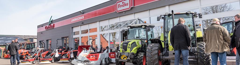 Fricke Landmaschinen GmbH Lamstedt