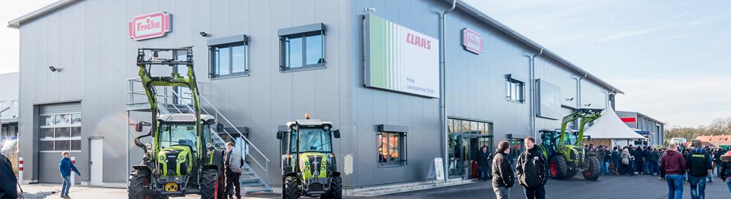 Fricke Landmaschinen GmbH Soltau