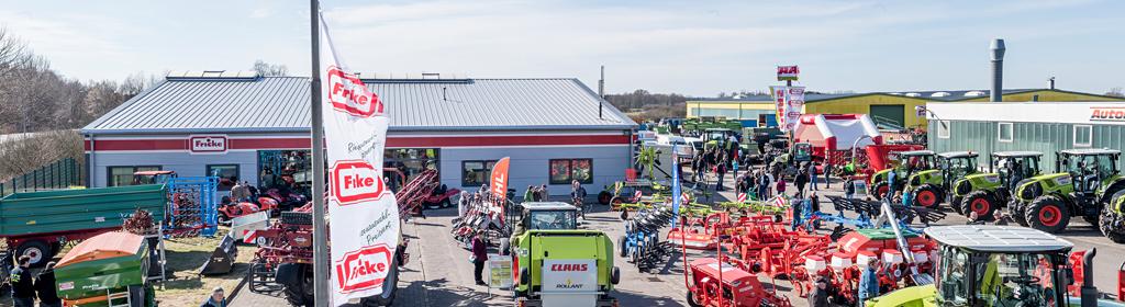 Fricke Landmaschinen GmbH Winsen/Luhe