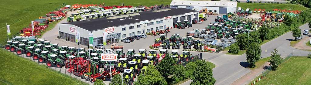 Fricke Landtechnik GmbH Demmin