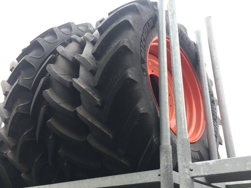 Michelin 540/65 R34 145D Multibib - Räder + Reifen + Felgen - Rad