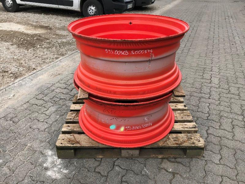 GKN 15 x 34 - Räder + Reifen + Felgen - Felge