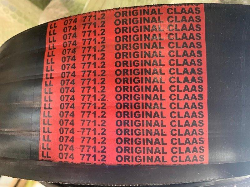 CLAAS Keilriemen 074.771.2 für Jaguar - Feldhäckslerteile - Sonstiges