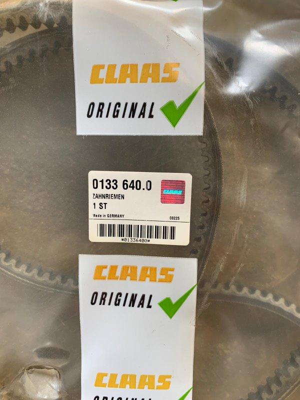 CLAAS Zahnriemen 133.640.0 für Dominator/ Mega - Mähdrescherteile - Sonstiges
