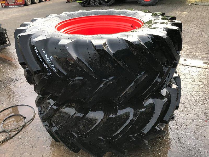 Michelin 580/70 R38 OmniBib - Räder + Reifen + Felgen - Rad