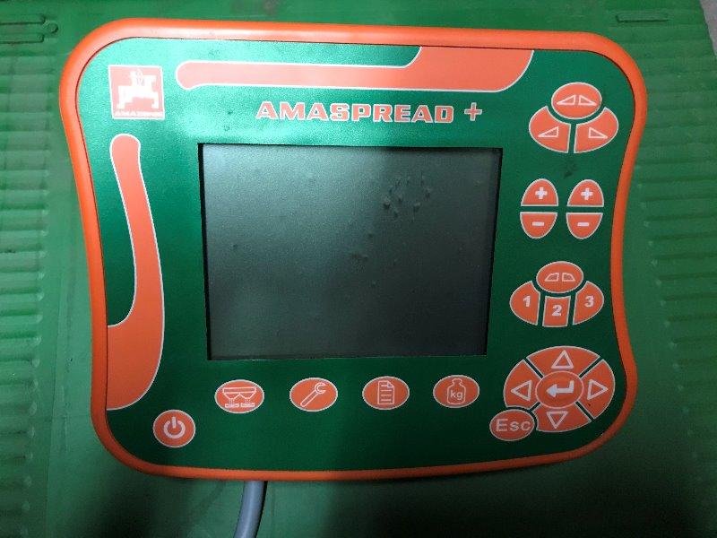 Amazone Amaspread + Typ NI233 - Düngung/Pflanzenschutztechnik/Pflege - Zubehör