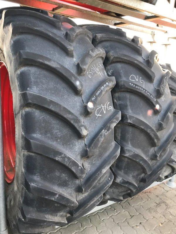 Firestone 650/65 R38 - Räder + Reifen + Felgen - Rad