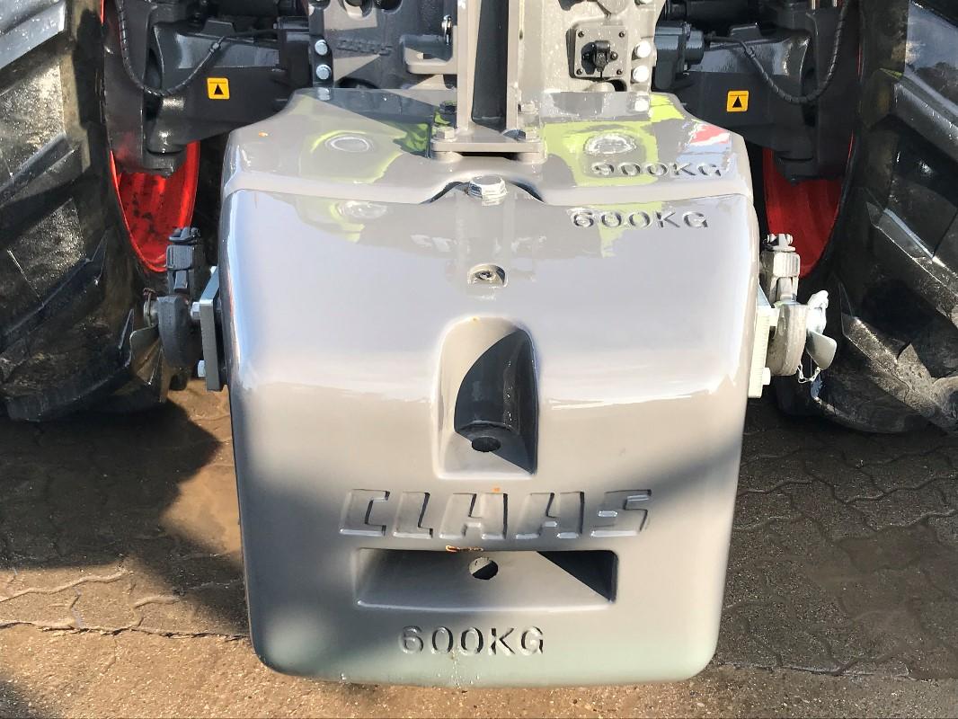 CLAAS 900 + 600 kg - Accessoires pour tracteurs - Poids frontal