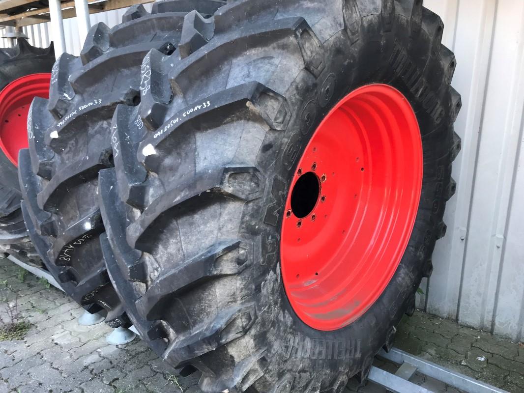 Trelleborg 650/65 R38 TM 800 157 D - Räder + Reifen + Felgen - Rad