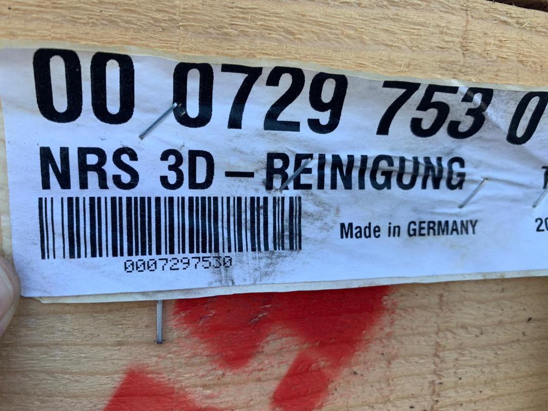 CLAAS 3-D-Reinigung - Combiner les pièces - <!--Not found-->reinigungsanlage
