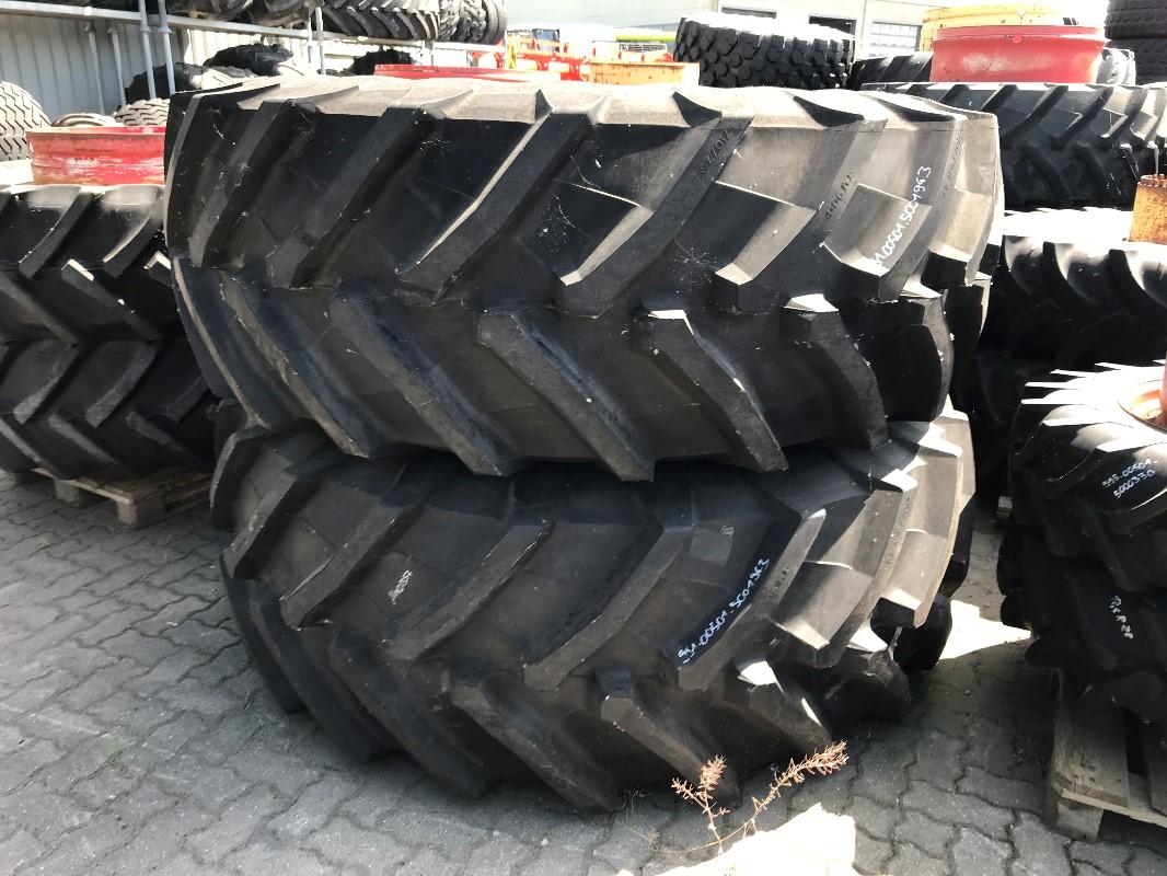 Trelleborg 710/75 R42 TM 900 175 D - Räder + Reifen + Felgen - Komplettradsatz