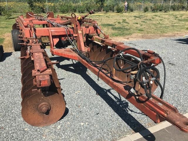 Brix Stein Gigant 650 - Bodenbearbeitungsgeräte - Scheibenegge