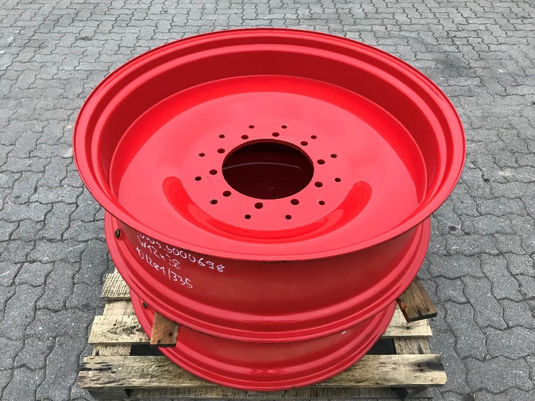 Trinker 12 x 38 - Räder + Reifen + Felgen - Felge
