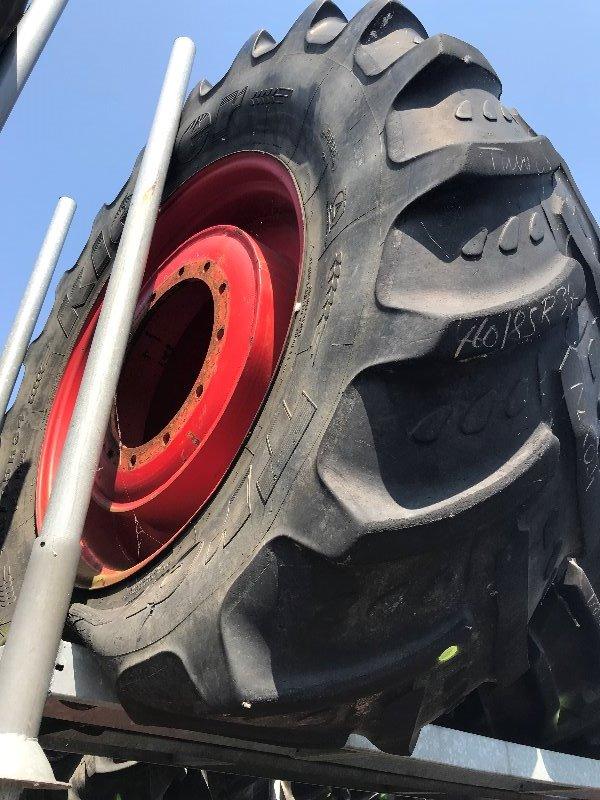 Kleber 460/85 R34 - Räder + Reifen + Felgen - Rad