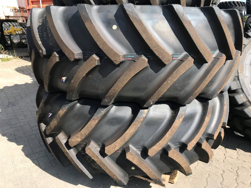 Mitas 480/70 R28 AC70 140 A8 - Räder + Reifen + Felgen - Rad