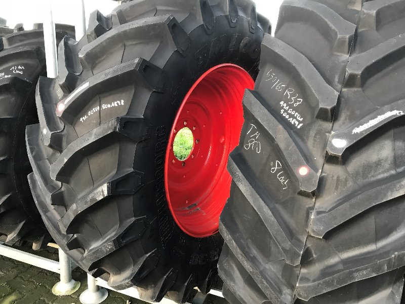 Trelleborg 650/65 R38 TM 800 High Power - Räder + Reifen + Felgen - Rad