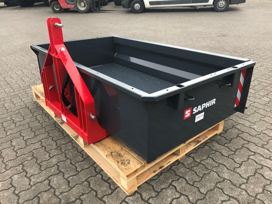 Saphir TLH 200 Transportbehälter - Transporttechnik - Sonstige Transporttechnik