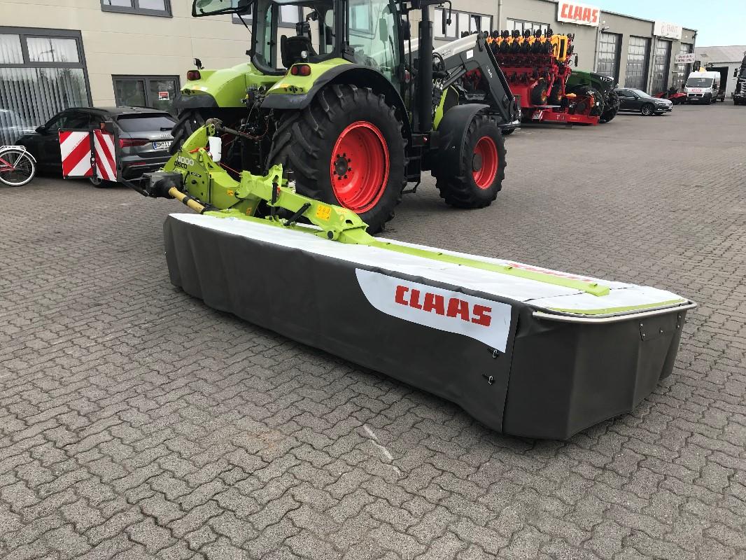 CLAAS Disco 4000 Contour - Grünland- u. Futtererntetechnik - Mähwerk