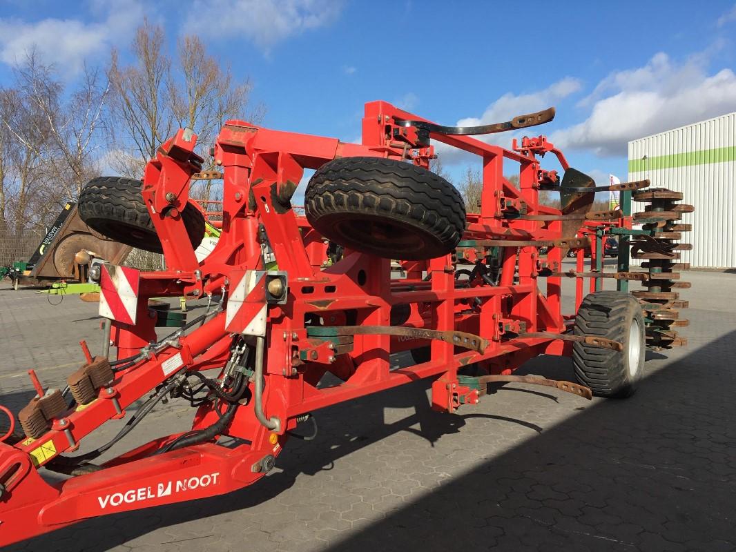 Vogel & Noot Terra Top 400 - Outil de travail du sol - Cultivateur