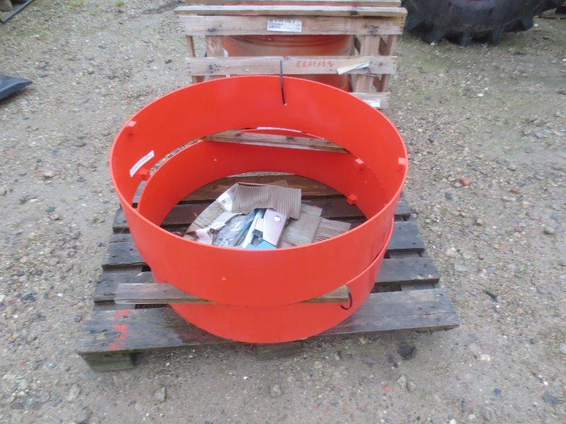 Bohnenkamp 540/65R34 Doppelradkupplung - Räder/Reifen/Felgen - Zwillingskupplungen