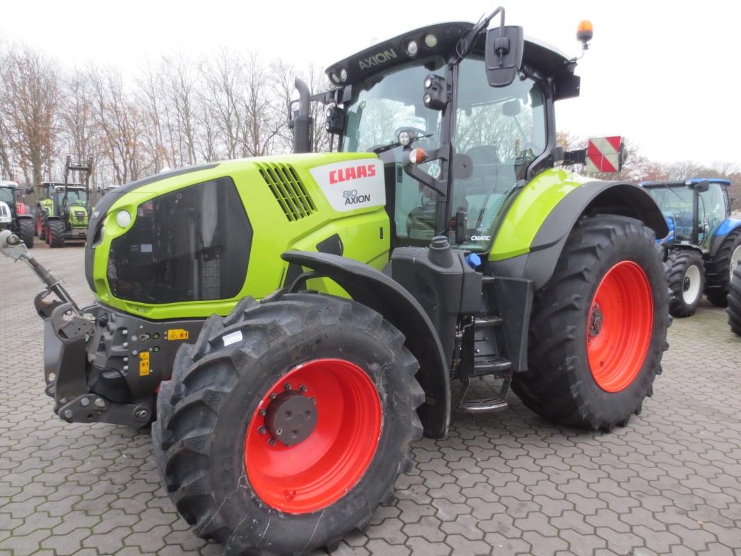 CLAAS Axion 810 CMatic Cebis - Tracteur
