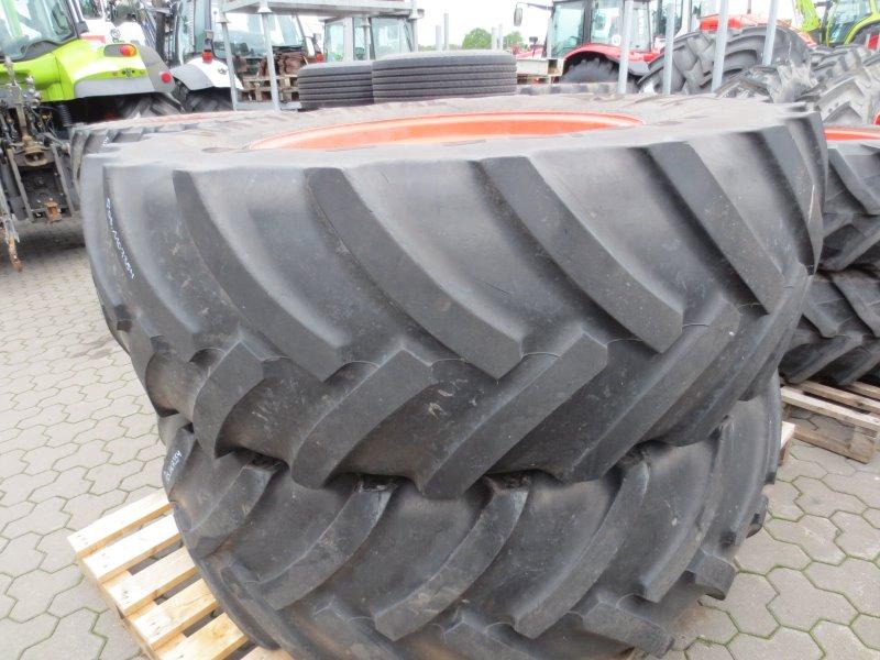 Continental 650/75R42 - Räder + Reifen + Felgen - Rad