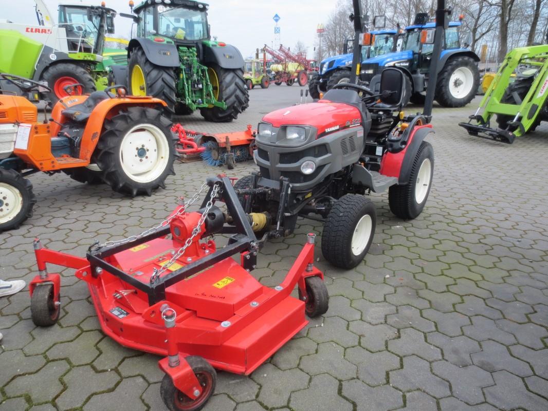 Yanmar GK 200 - Tracteur - Tracteur municipal