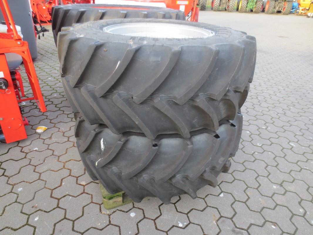 Mitas 540/65 R28 - Räder + Reifen + Felgen - Rad