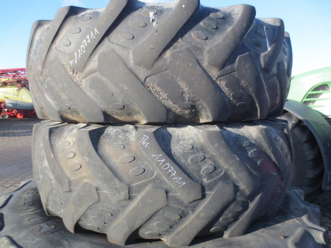 BKT 380/85 R28 - Räder + Reifen + Felgen - Rad