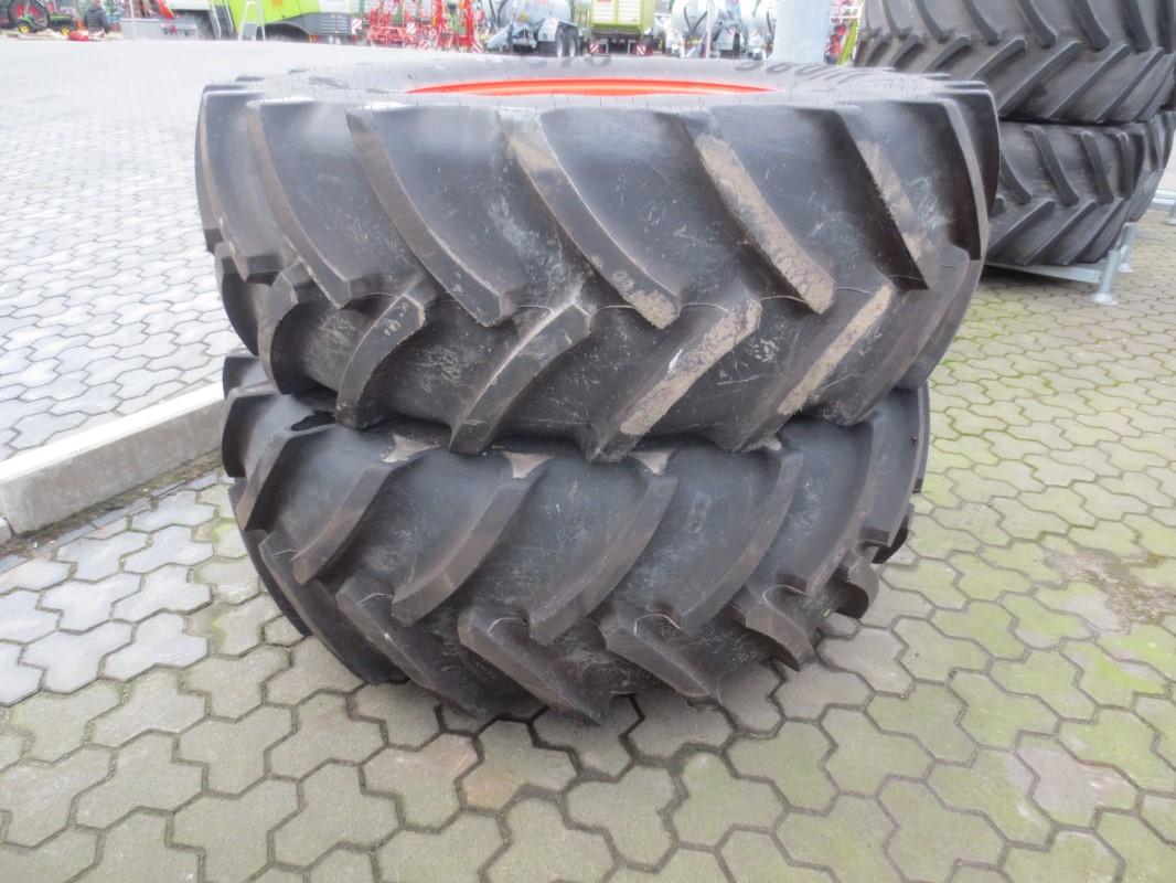 Mitas 580/70 R38 - Räder + Reifen + Felgen - Rad