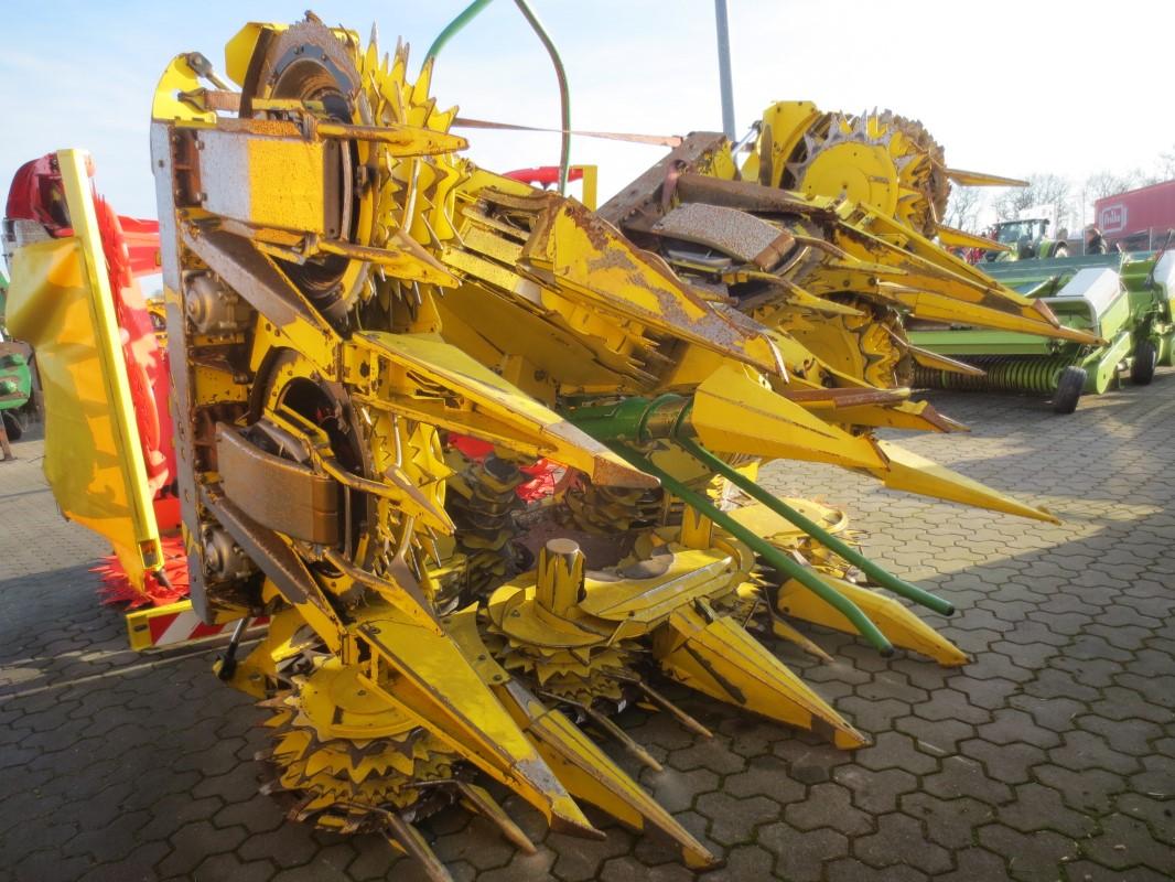 Kemper CHAMPION 375 - Accessoires pour moissonneuses-batteuses - Tête de maïs