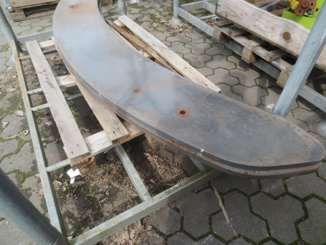 CLAAS 3x Gewichtsplatten á 170 kg - Feldhäckslerzubehör - Sonstiges Feldhäckslerzubehör