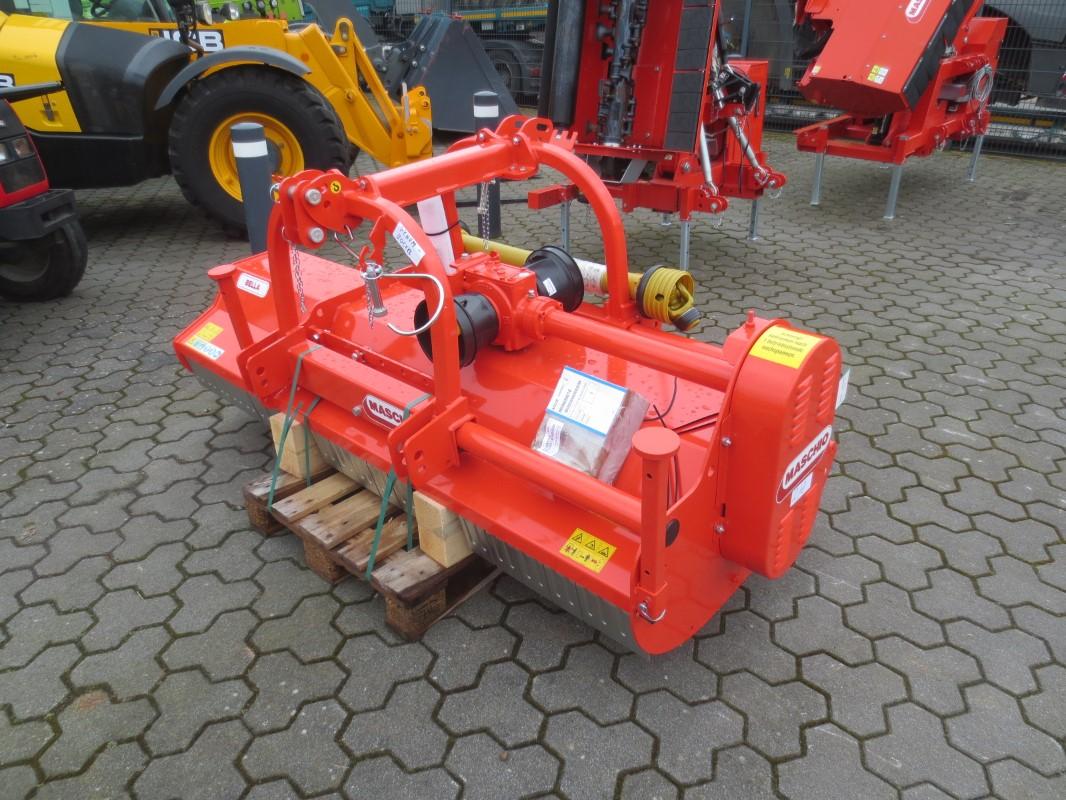 Maschio BELLA 210 - Bodenbearbeitungsgerät - Mulchgerät + Häckselgerät