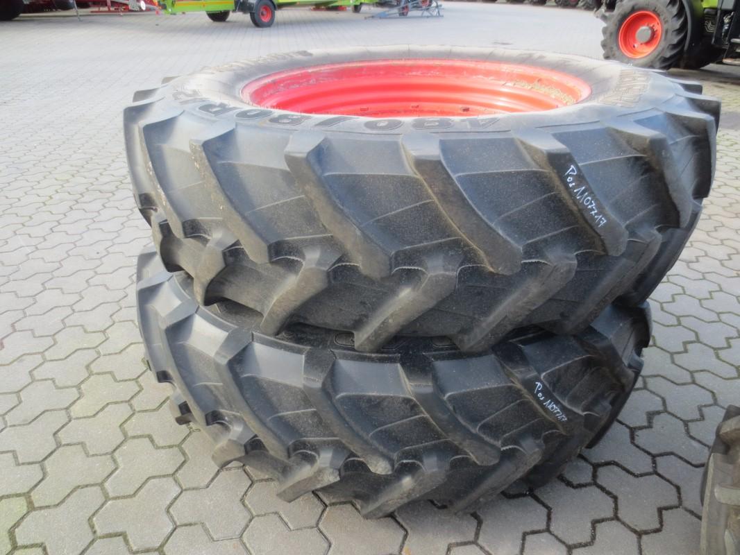 Trelleborg 480/80R42/16.9R30 - Räder + Reifen + Felgen - Rad