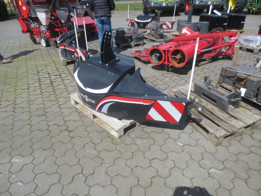 Sonstige Tractorpumper SAFETY WEIGHT 1200 kg - Accessoires pour tracteurs - Poids frontal