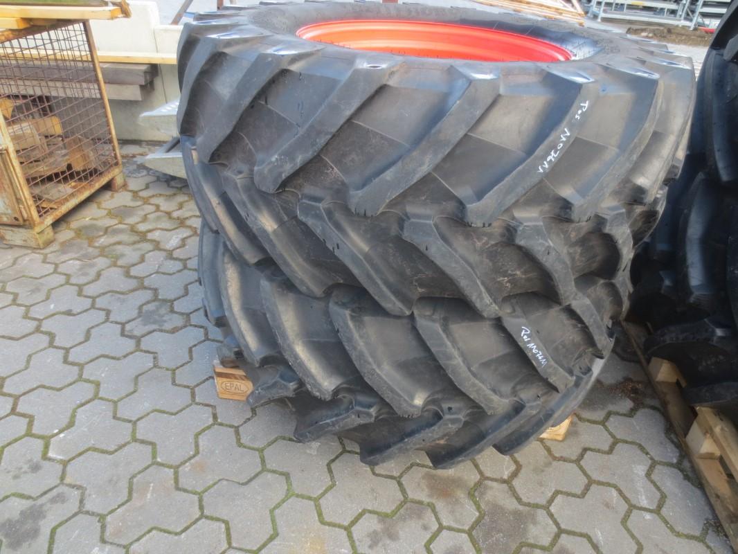 Trelleborg 540/65R28 - Räder + Reifen + Felgen - Rad