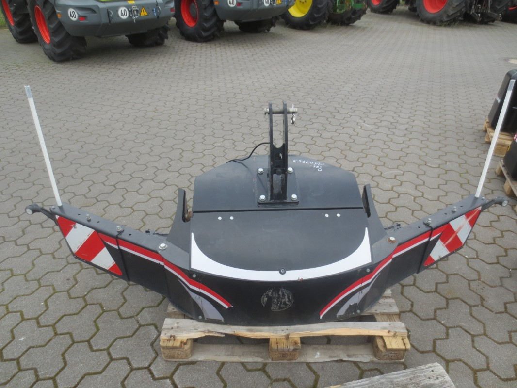 Sonstige TRACTORBUMPER SAFETY WEIGHT 1000 - Accessoires pour tracteurs - Poids frontal