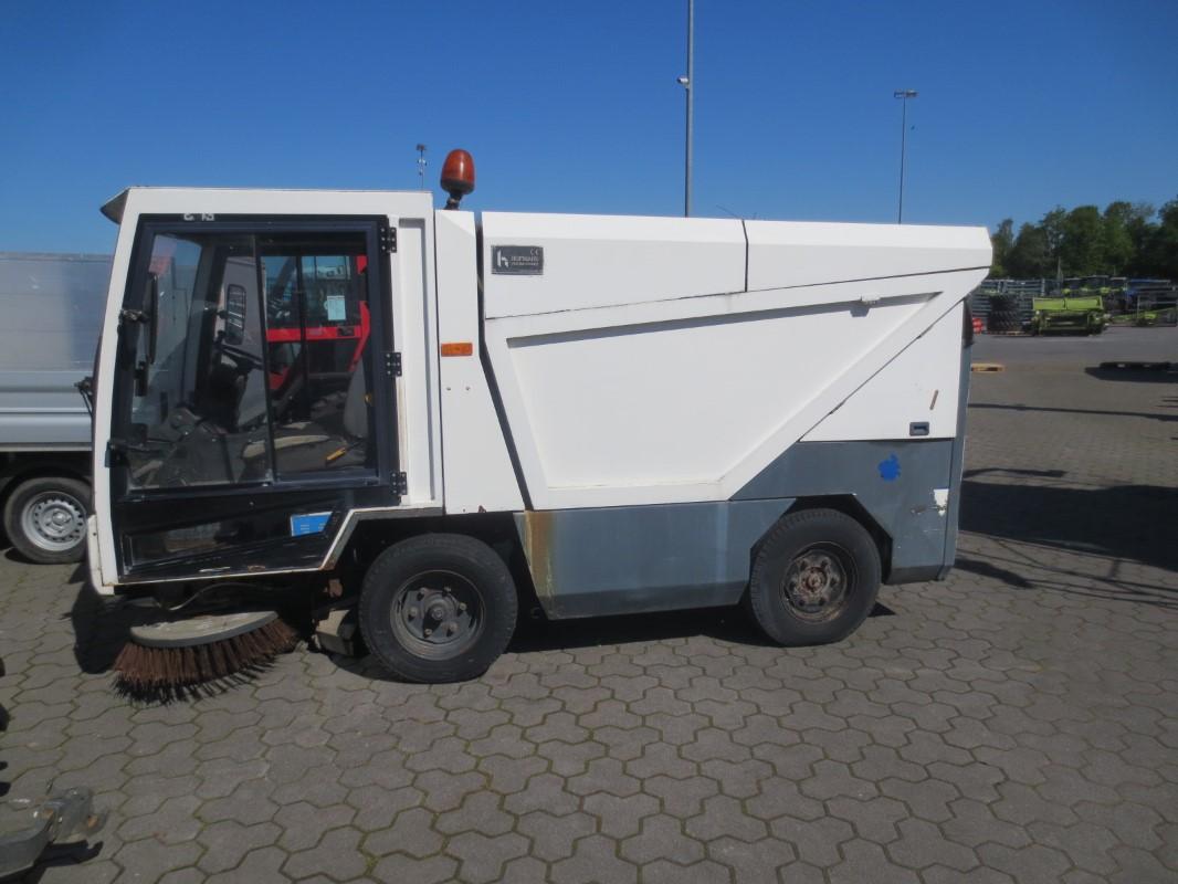 Sonstige Straßenkehrmaschine Hofmans 185 - Garten-/Kommunaltechnik - Kehrmaschine