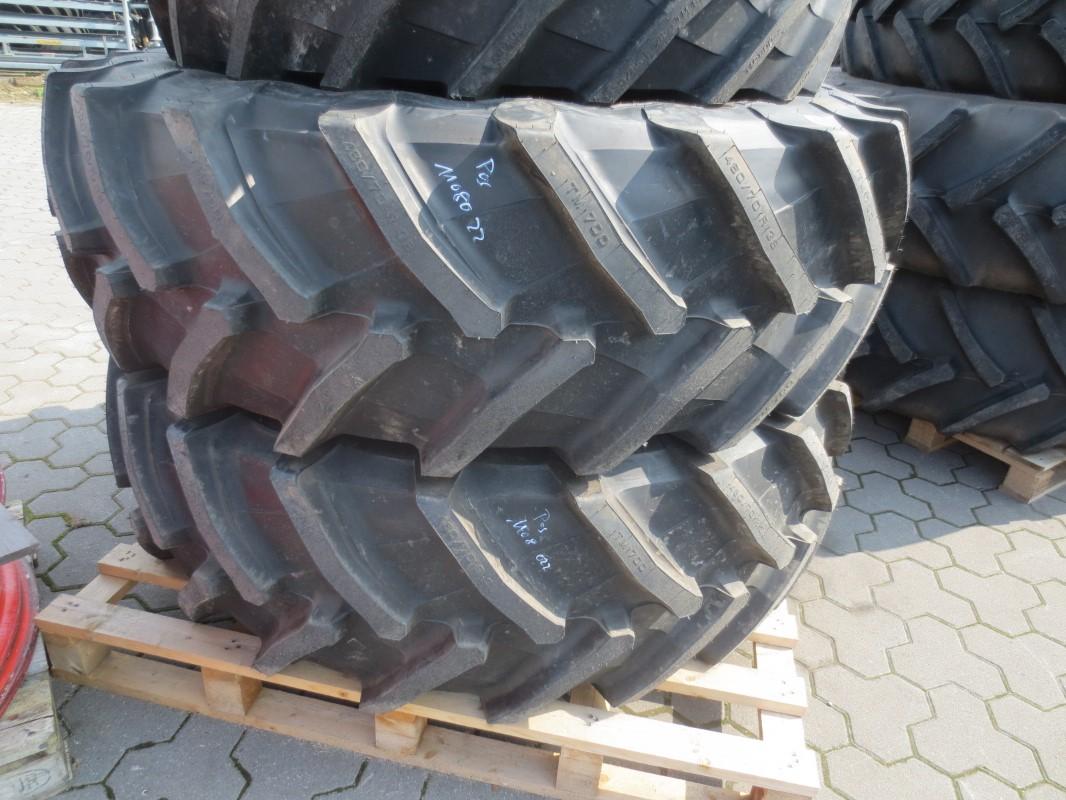 Trelleborg 480/70R38 - Räder + Reifen + Felgen - Rad