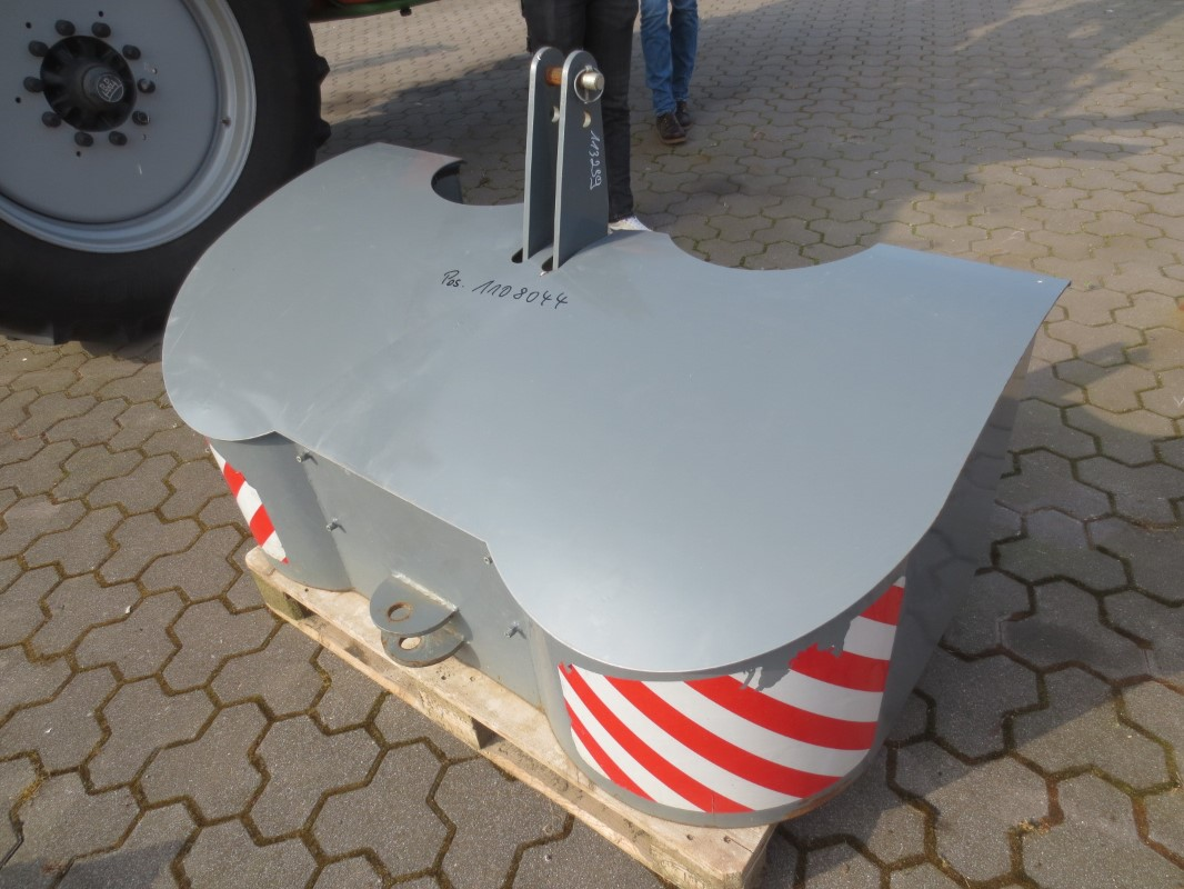 Sonstige 1000 kg Universalgewicht - Accessoires pour tracteurs - Poids frontal