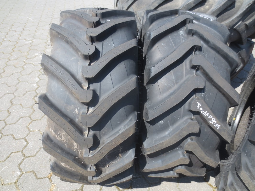 Trelleborg 400/70R20 - Räder/Reifen/Felgen - Reifen