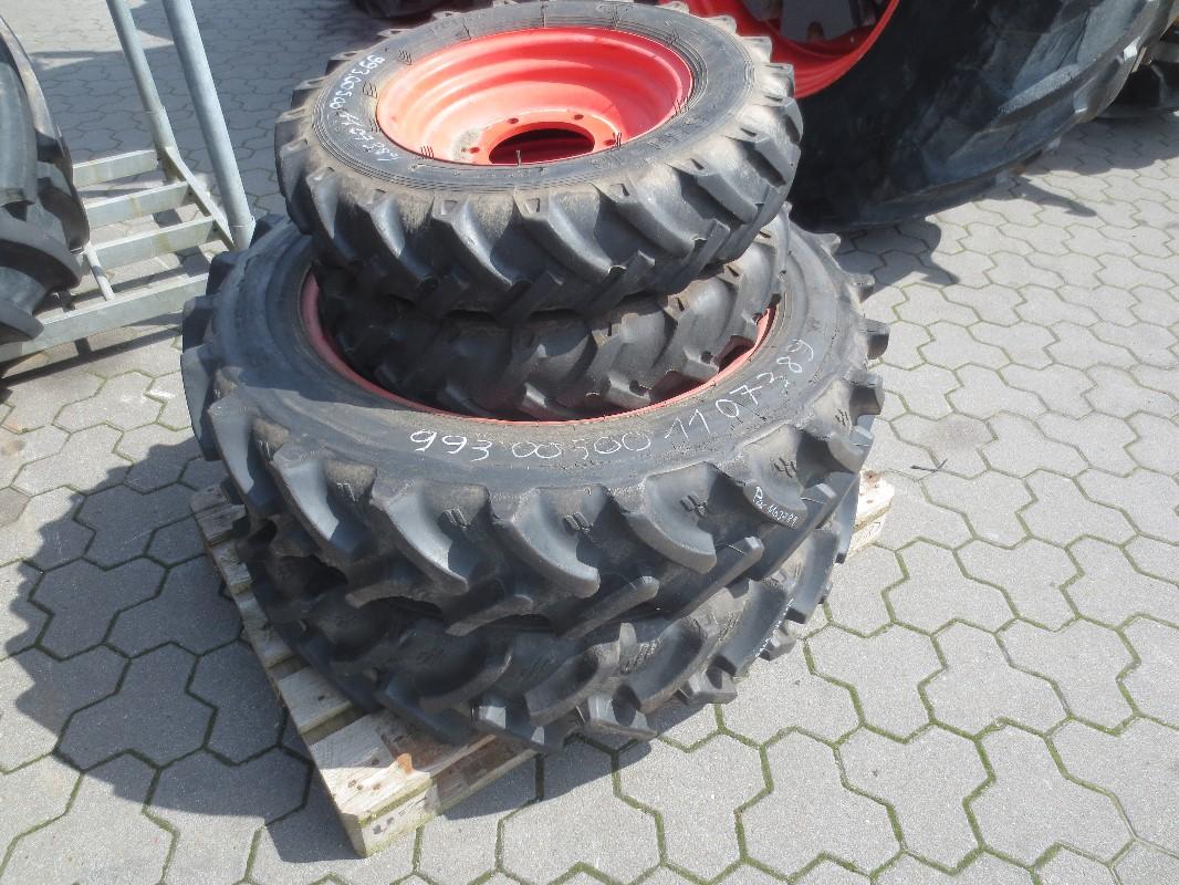 Sonstige 2x250/85R28+2x6.50-16 - Räder + Reifen + Felgen - Komplettradsatz