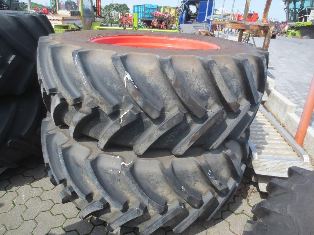 Mitas 650/65R42 - Räder + Reifen + Felgen - Rad