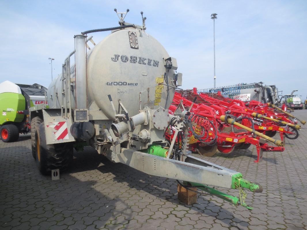 Joskin 12000 MEB - Gülletechnik + Dungtechnik - Pumpfass