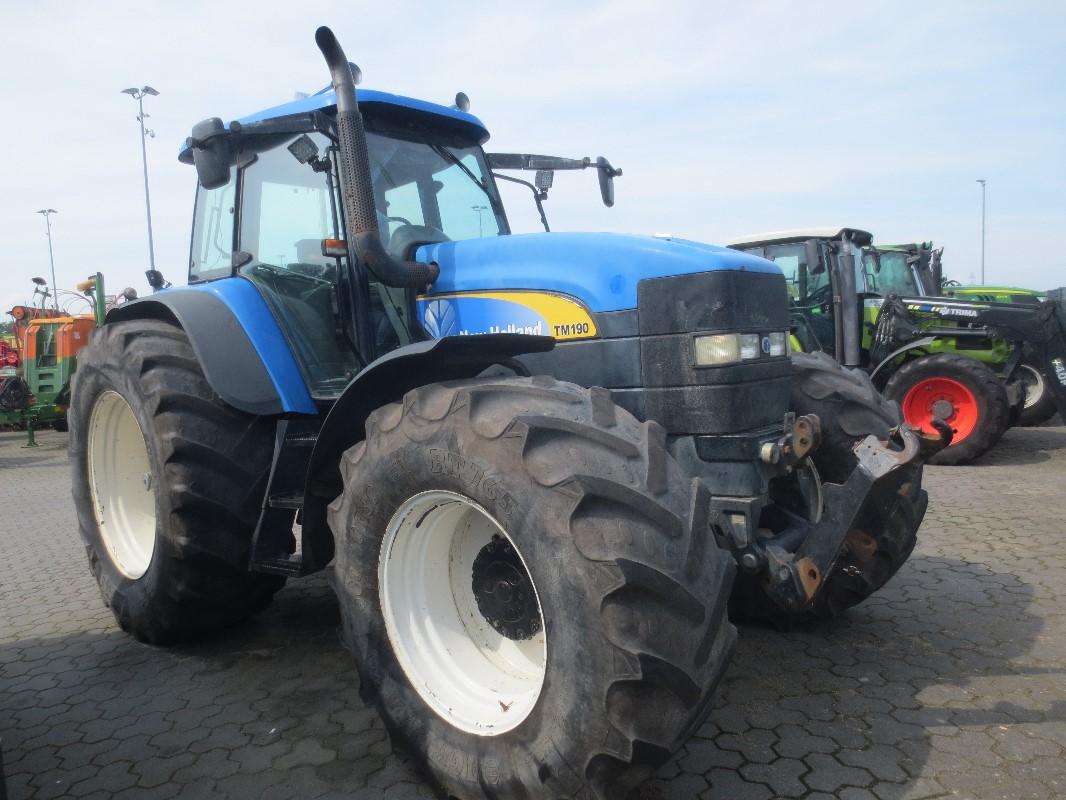 New Holland TM 190 - Tracteur