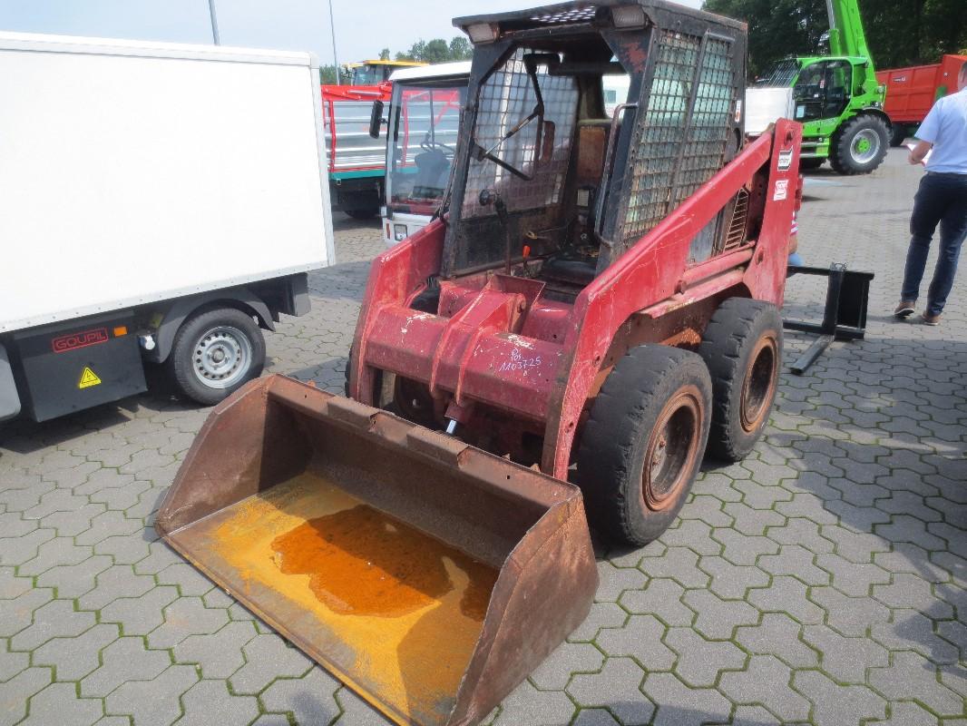 Bobcat 751 - Excavateur + Chargeur - <!--Not found-->kompaktlader