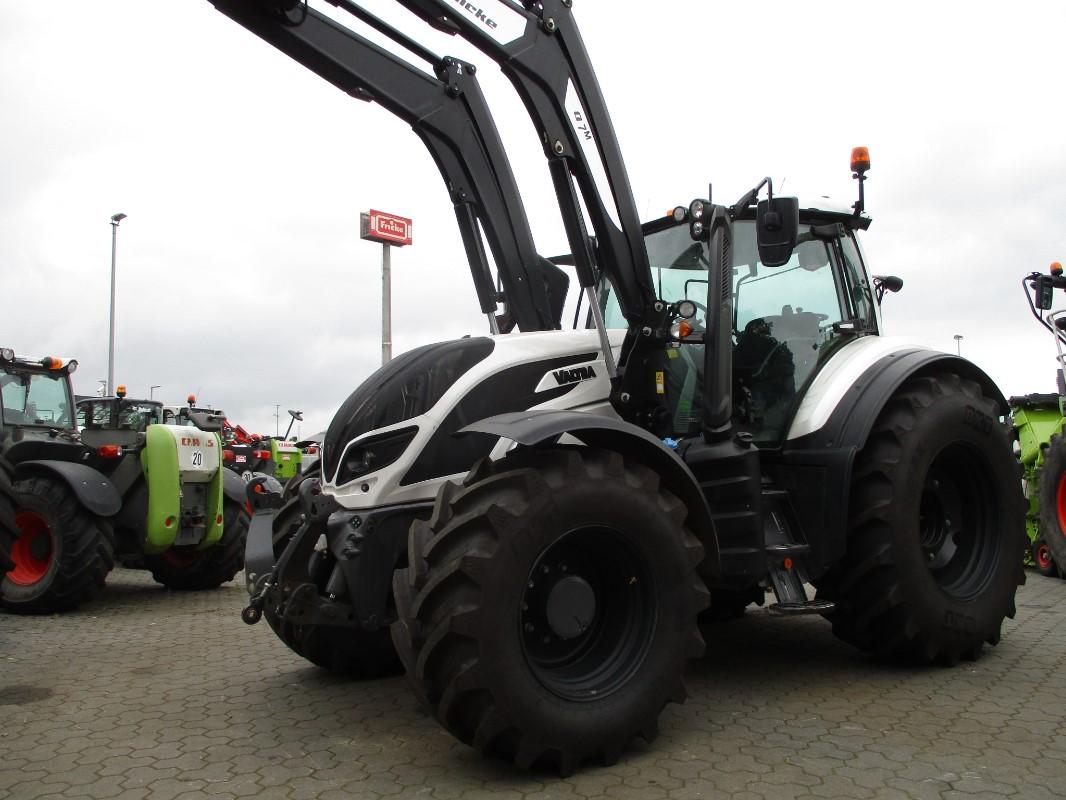 Valtra T214 S - Tracteur