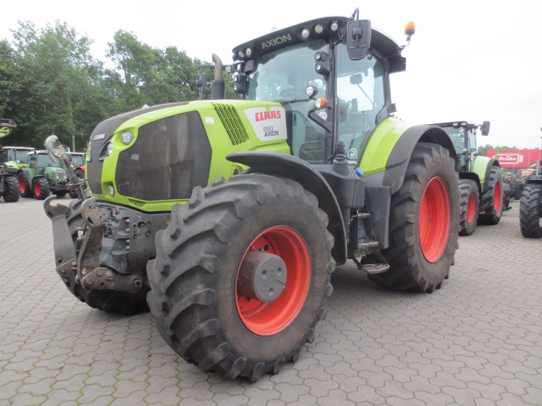 CLAAS Axion850 Cmatic Cebis - Tracteur