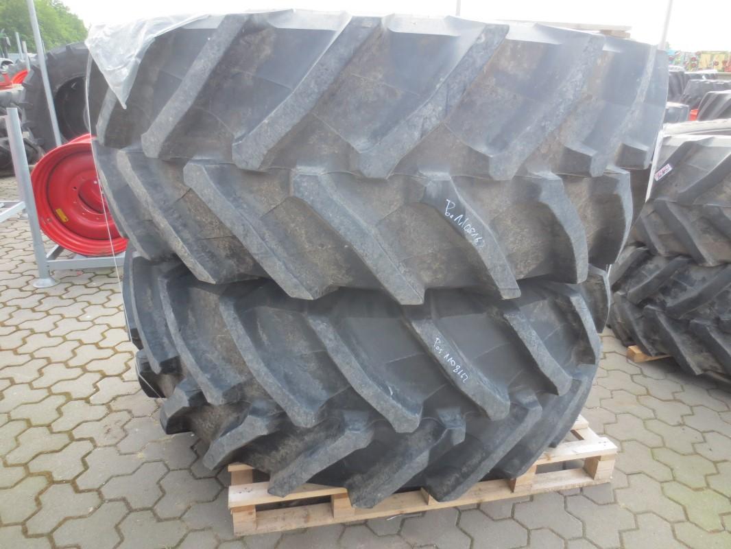 Trelleborg 710/75R42 - Räder + Reifen + Felgen - Komplettradsatz