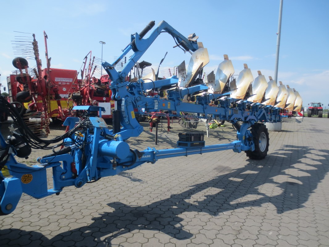 Rabe Kormoran VHA180 VIII - Bodenbearbeitungsgerät - Pflug
